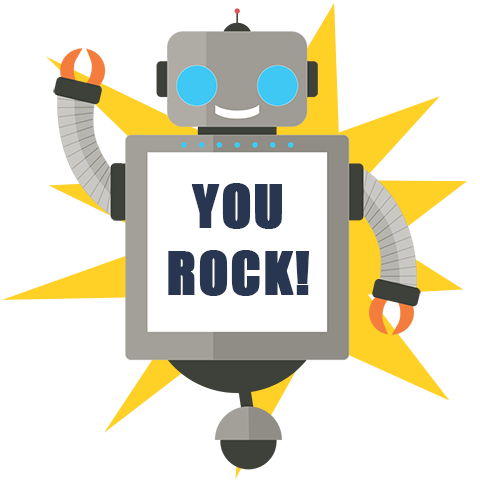 You Rock! Badge image